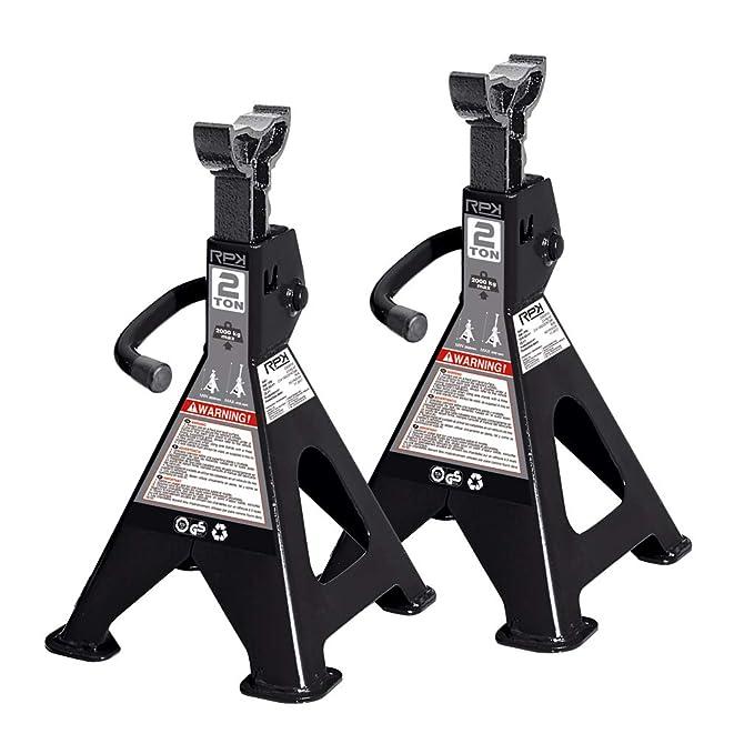 RPK RPK2010 Caballetes Borriquetas para Coche 2 T: Amazon.es: Coche y moto