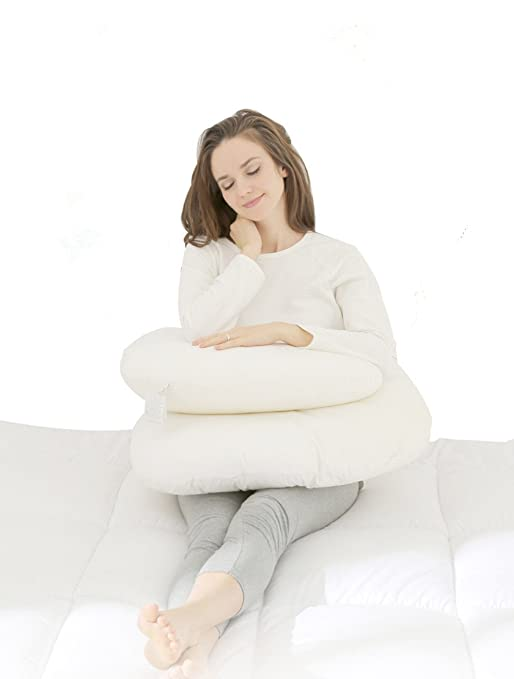 M & M mymoon Premium Total cuerpo embarazo maternidad ...