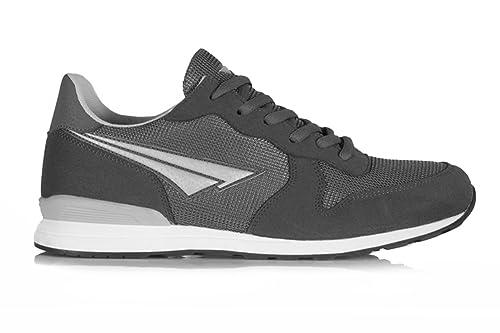 SFORetro Mens - Botines hombre , color gris, talla 40 EU: Amazon.es: Zapatos y complementos