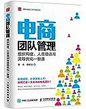 电商团队管理:组织构建、人员培训与流程优化一册通