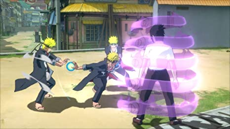 Naruto Ultimate Ninja Storm Trilogy (Code in a Box ...