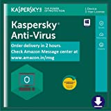 Kaspersky Anti-Virus Latest Version- 1 PC, 3 Years (Email Delivery in 2 hours- No CD)