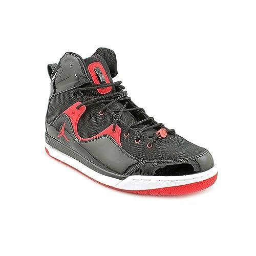 best website b48fc 8ae6c Jordan Nike Air Flight TR  97 Mens Basketball Shoes 428826-011 Black 10.5 M