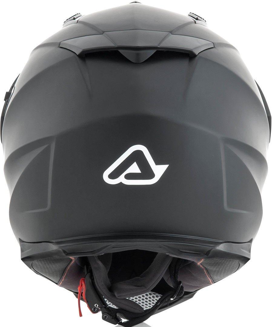 Full Face Helmet Integrale Acerbis Helm Flip fs-606/wei/ß M //Helmet Flip fs-606/White M