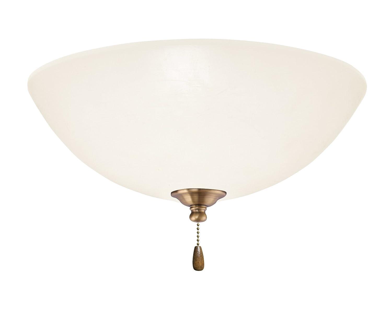 Emerson Ceiling Fans LK81LEDAB Opal Matte LED Light Fixture for Ceiling Fans, LED Array by Emerson   B00TOX8FGU