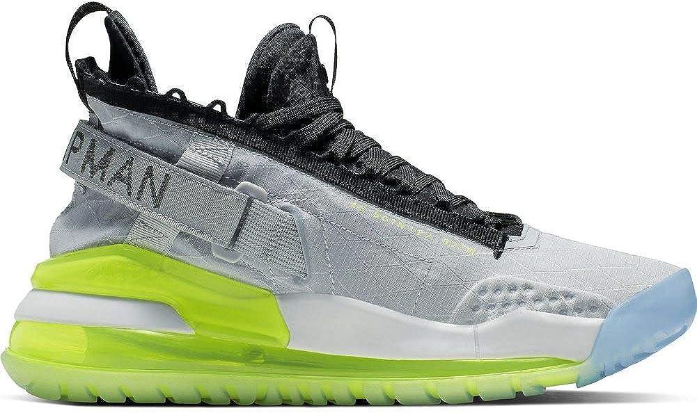 Nike Jordan Proto-Max 720 [BQ6623-007] Men Basketball Shoes Wolf グレー/Volt/US 10.5