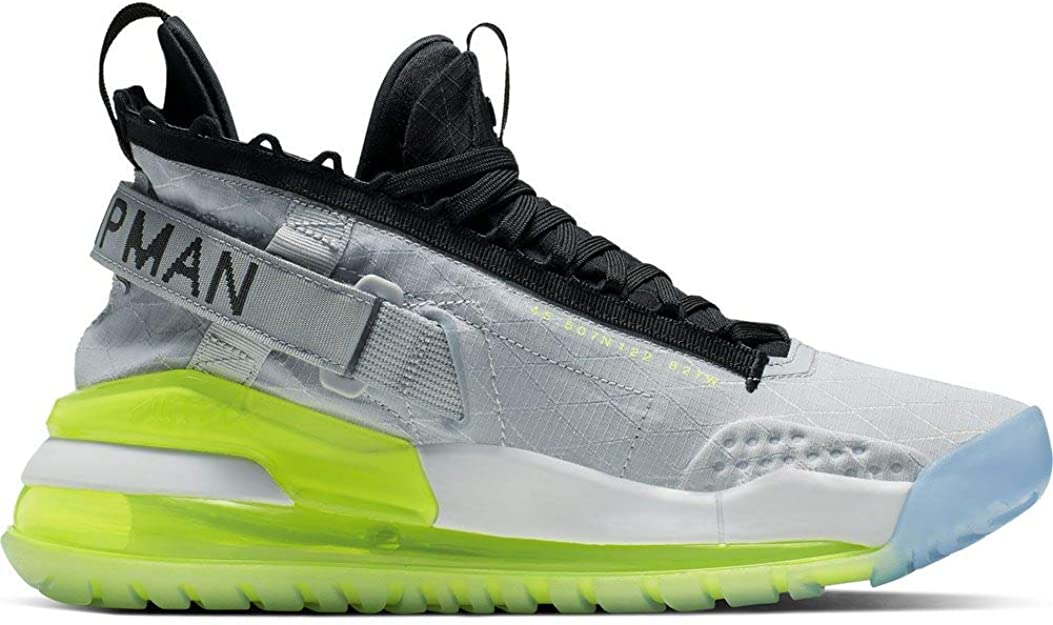 Nike Jordan Proto-Max 720 [BQ6623-007] Men Basketball Shoes Wolf Grey/Volt/US 11.0