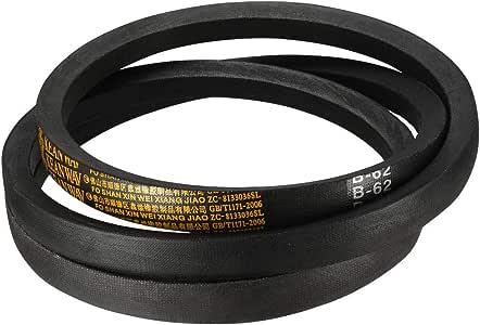 D/&D PowerDrive B70//5L730 V Belt B//5L Rubber 5//8 x 73 OC