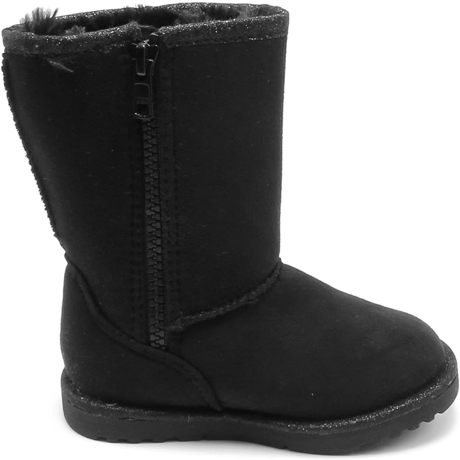 Jumping Beans Patsy Zip Closure Boots for Girls