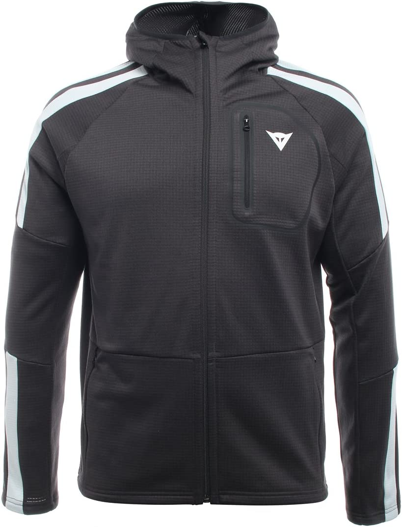 DAINESE(ダイネーゼ) HP2 MID HOODED FULL ZIP MAN Y56-STRETCH-LIMO/VAPOR- 青  XL