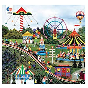 Jane Wooster Scott Puzzle Ceaco Flights Of Fancy 300pc New 2204 30