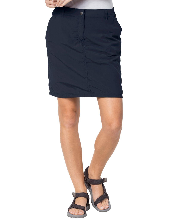 Jack Wolfskin Women's Kalahari Skirt/Skirt, Midnight Blue, 38 (US 29/31)