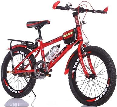 TD Bicicleta para Niños 20 Pulgadas Bicicleta De Montaña Colorear ...