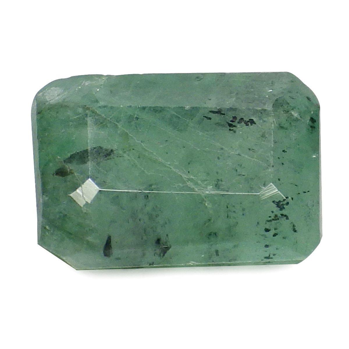 2.21 CT。非加熱天然グリーンエメラルドLoose宝石非   B01E3RM36O
