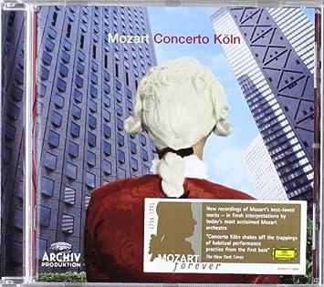 Concerto Koln Plays Mozart