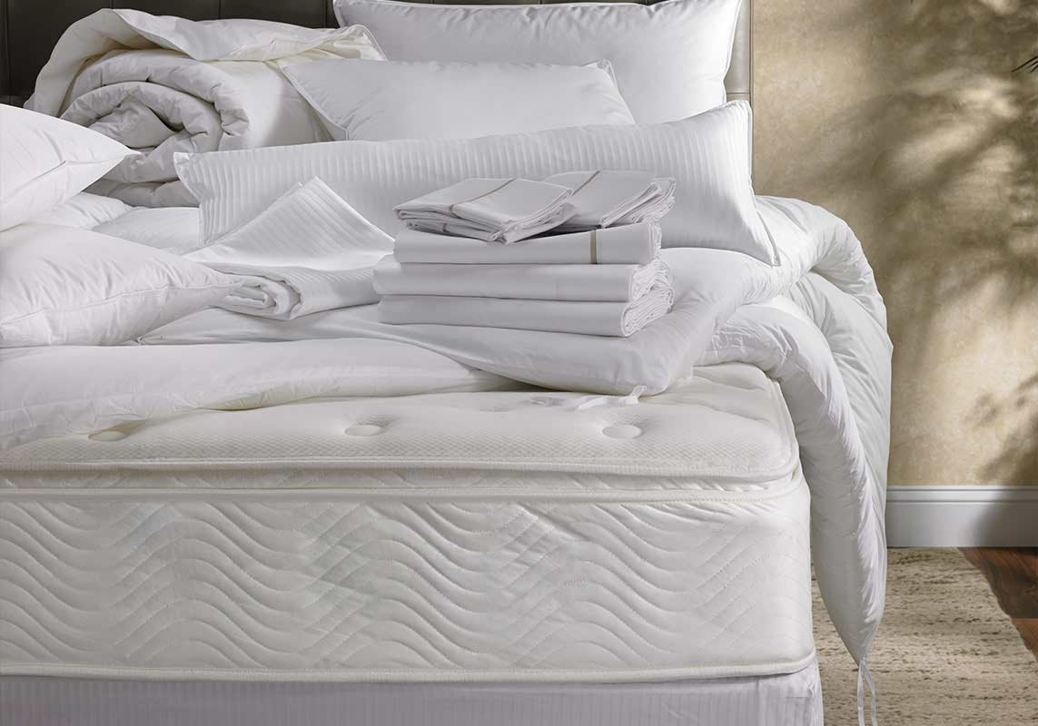 Amazon.com: Westin Hotel Heavenly Bed Mattress & Box Spring - King Low Profile: Kitchen & Dining