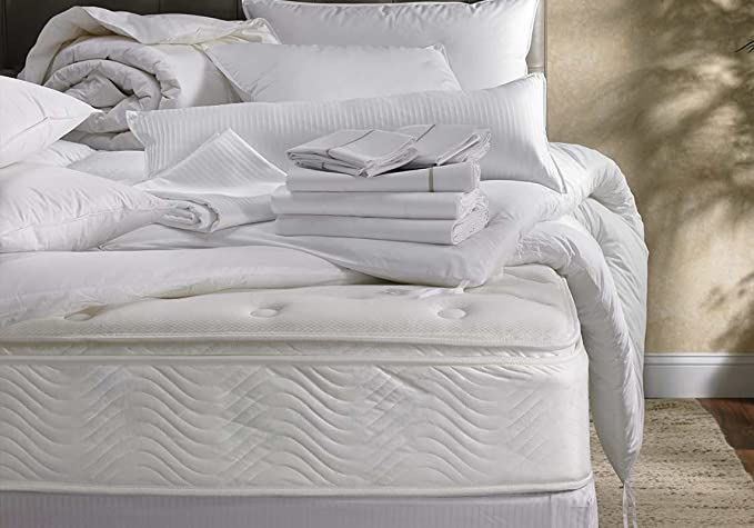 Amazon.com: Westin Hotel Heavenly Bed Mattress & Box Spring - Queen: Kitchen & Dining