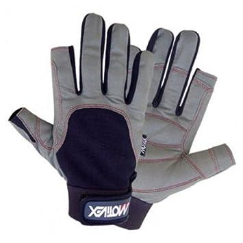 MOTIVEX Segelhandschuhe Daumen und Zeigefinger geschnitten Grösse XXL Bekleidung NEU Bootsport