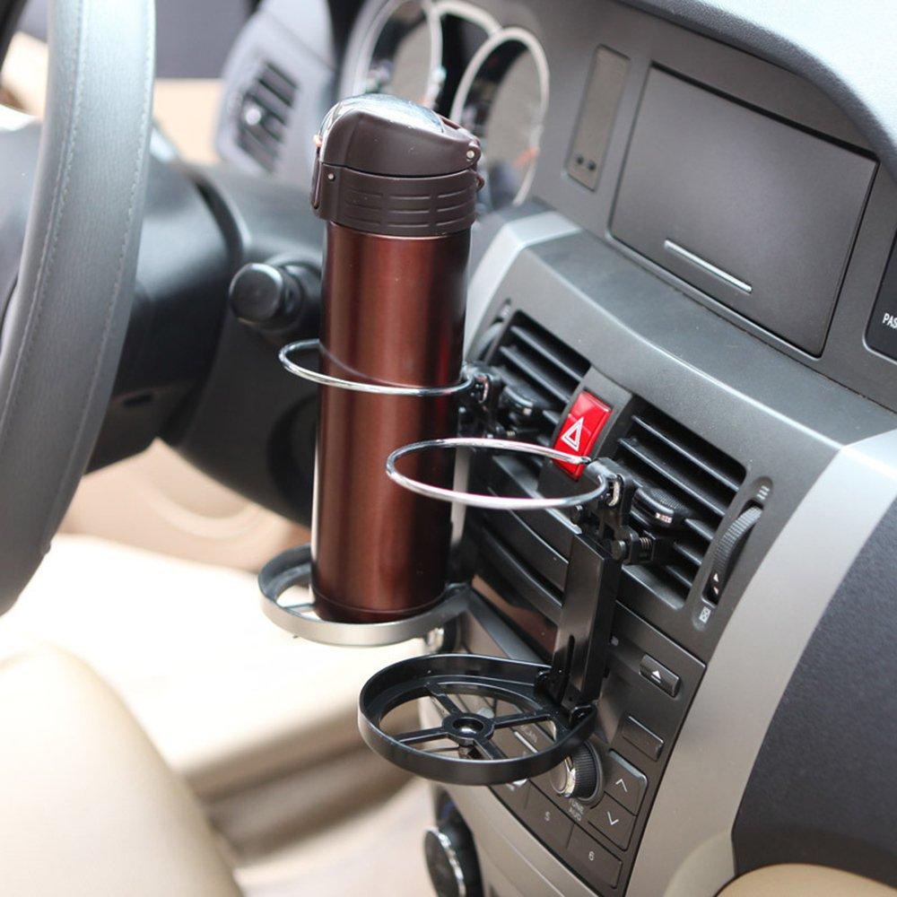 Portatile a clip auto camion a/c Mount Cup Holder automobile porta bevande bottiglia di acqua può pieghevole multi-funzione Shenzhen Letian