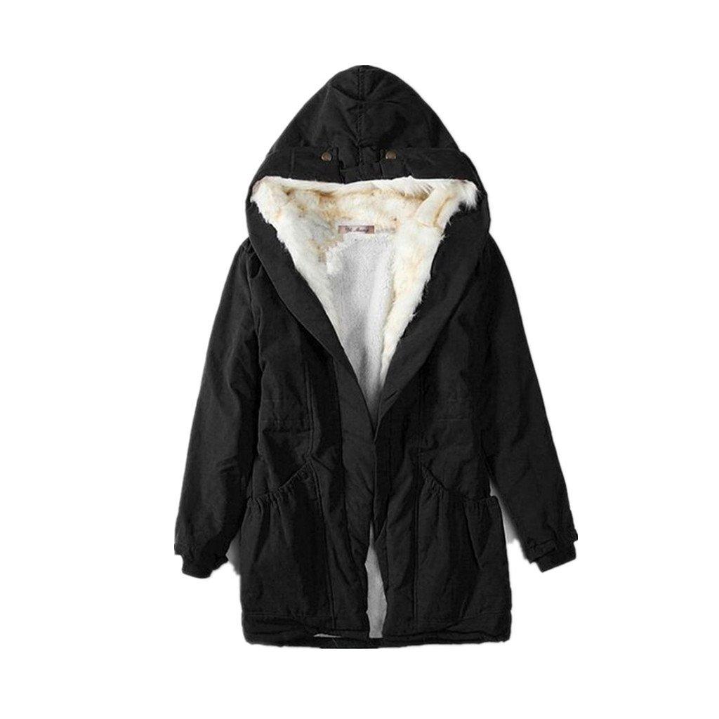 f2ba79021 DaySeventh 2019 Women's Winter Warm Long Down Coat Jacket Parka Trench  Outwear