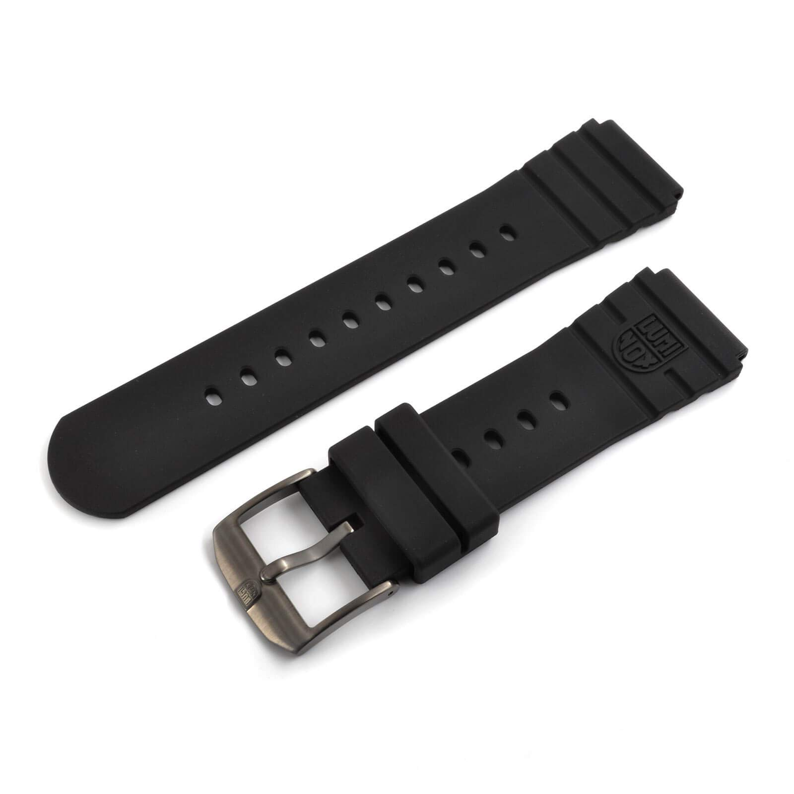 DPB 22 mm Black Polymere Replacement Band for 3000, 3900, 3100, 3200, 3400, and 3600 series