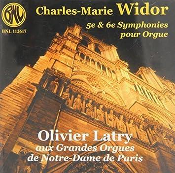 Olivier Latry 12 Des Plus Belles Pages De Sa Discographie