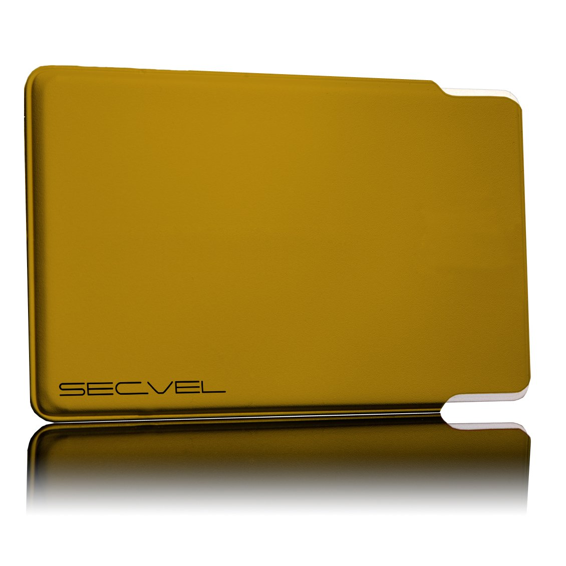 SECVEL dieNEUE und VERBESSERTE Kartenschutzhülle Young Style - RFID/NFC & Magnetfeld Schutz - Portofino SECVEL Technologies GmbH