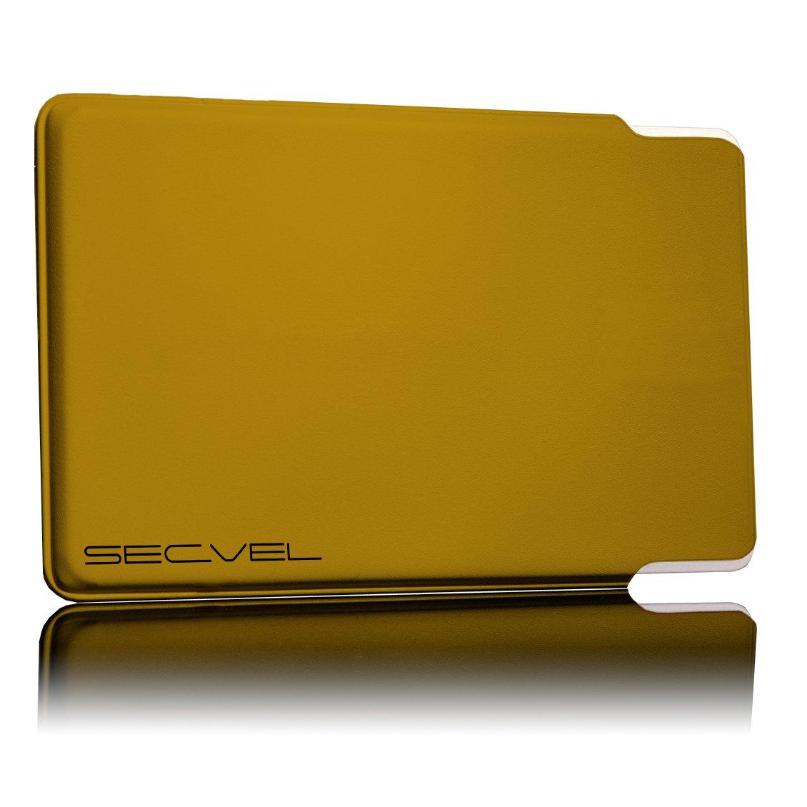 SECVEL Tür Kreditkarte Young Style–Schutz rfid-/NFC & Magnetfelder–Spring SECVEL Technologies GmbH