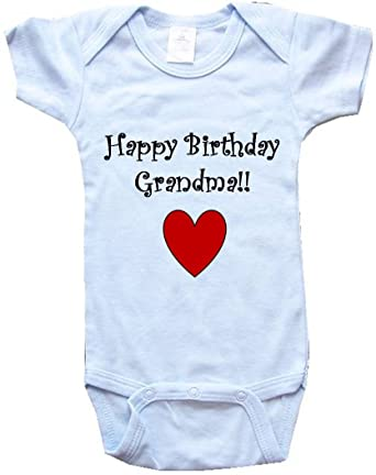 Amazon HAPPY BIRTHDAY GRANDMA