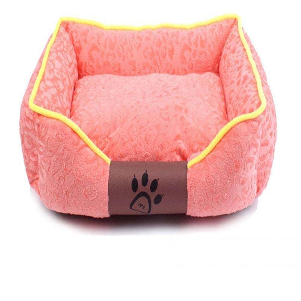 F Small F Small Weiwei Plush Kennel cat nest pet Nest Winter Dog mat Pet Supplies