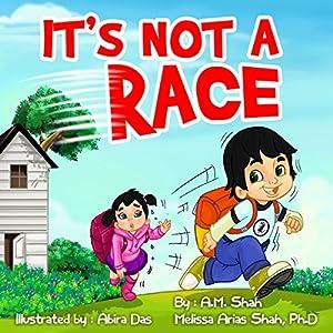 It's Not a Race Audiobook