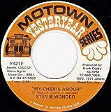 My Cherie Amour / Yester Me Yester You - Stevie Wonder 7