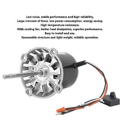 ventilador de enfriamiento KL-45 220V 45W 2800r//min 710m/³//h Motor de alta temperatura de eje largo