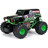 New Bright Monster Jam Grave Digger Radio Controlled Toy