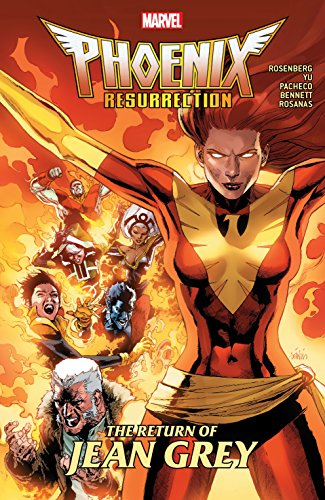 Marvel Collection Kitty - Phoenix Resurrection: The Return Of Jean Grey (Phoenix Resurrection: The Return Of Jean Grey (2017-2018))