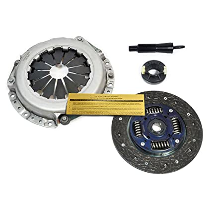 Amazon.com: EFT SPORT CLUTCH SET KIT for 2001-2008 HYUNDAI ACCENT 1.6L DOHC 4CYL: Automotive