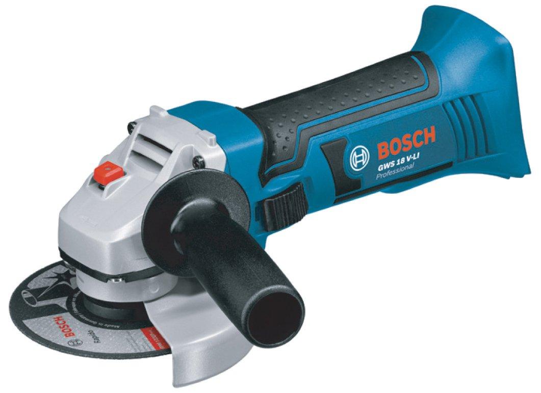 BOSCH(ボッシュ) 18Vバッテリーディスクグラインダー(本体のみ)[GWS18V-LIH] B0083Z898E