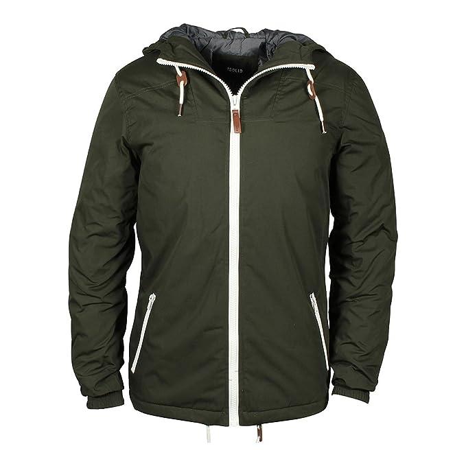 !Solid Jacket - Spunk-Chaqueta Hombre,: Amazon.es: Ropa y accesorios