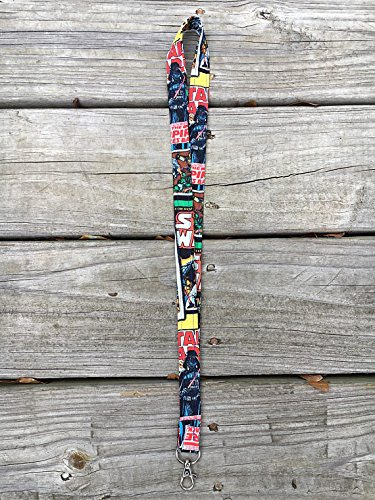Star Wars lanyard star wars keychain star wars gift idea