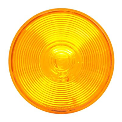 """Grand General 79245 Light (4"""" Amber Incandescent Only, Clear Housing): Automotive"""