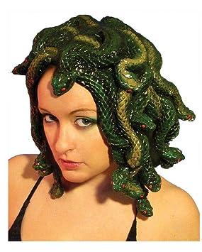Medusa látex tocado Deluxe