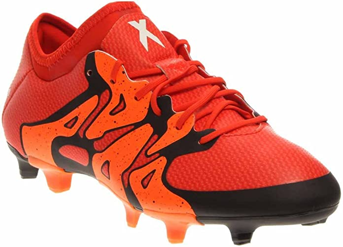 adidas Men's Soccer X15.1 FirmArtificial Ground Cleats