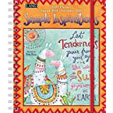 Lang LANG Simple Inspirations 2020 Deluxe Planner (20991038108) Academic Planner (20991038108)