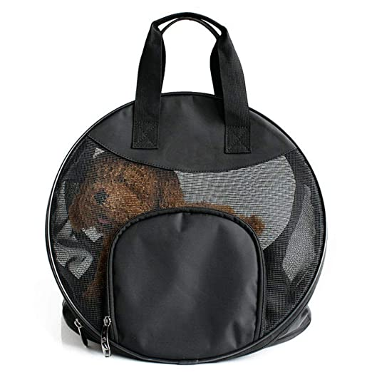 Amazon.com : THIBETA Dog Cat Carrier Backpack Bag with Breathable Head for Outdoor Travel. : Pet Supplies