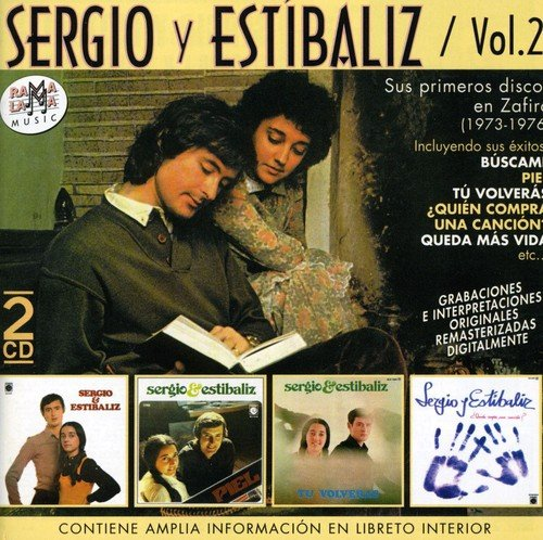 Vol 2: Sus Primeros Discos En Zafiro (1973-1976)