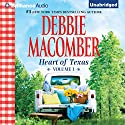 Lonesome Cowboy and Texas Two-Step: Heart of Texas, Volume 1 Hörbuch von Debbie Macomber Gesprochen von: Natalie Ross