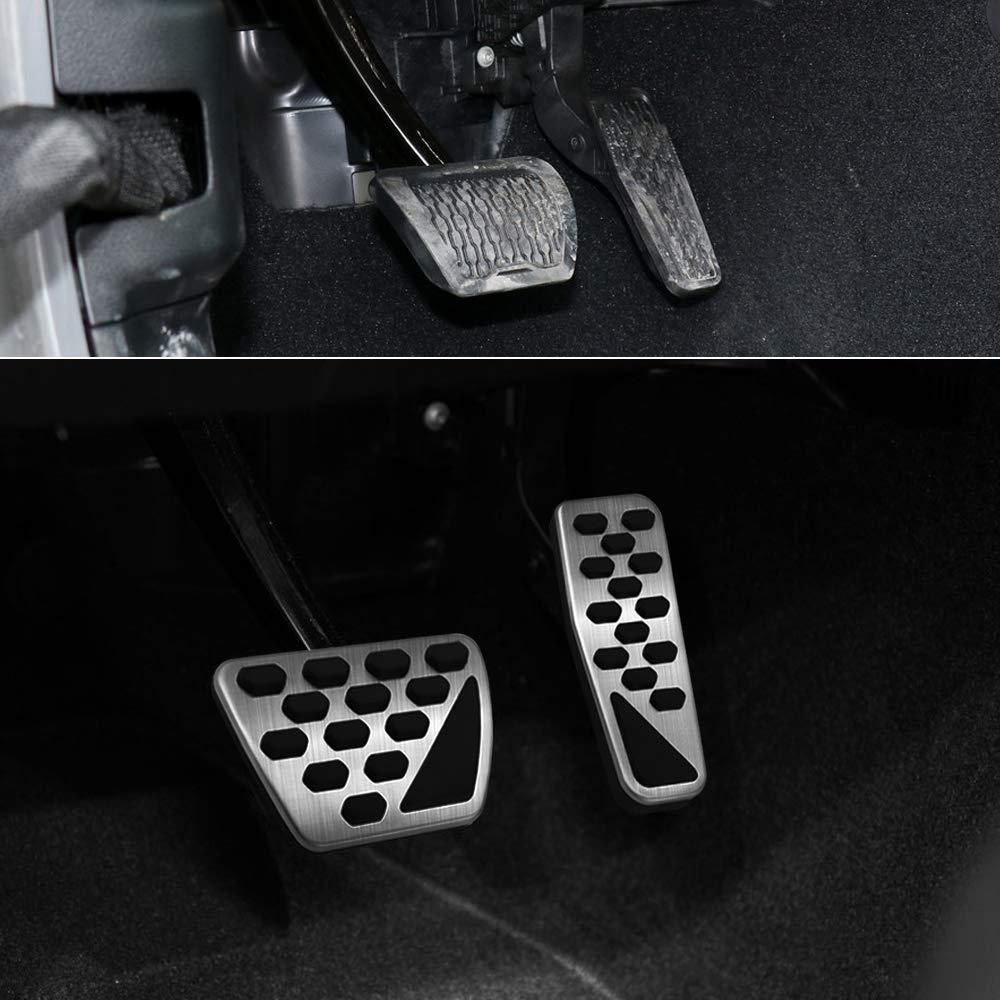 Gas Brake Pedal Cover for Jeep Wrangler JL JK JKU 2018 2019 2020