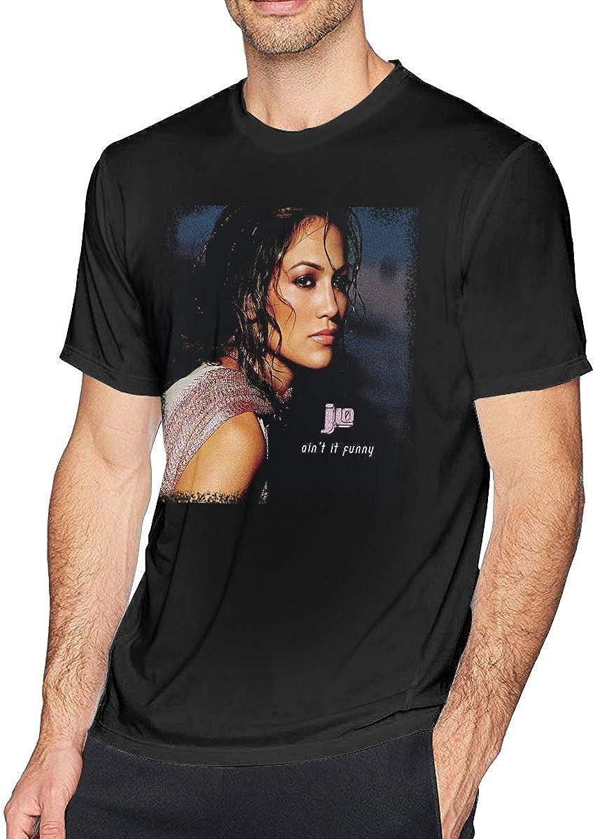 WYeter Jennifer Lopez Aint It Funny Infant Kids Comfort Short Sleeve Tshirt Black