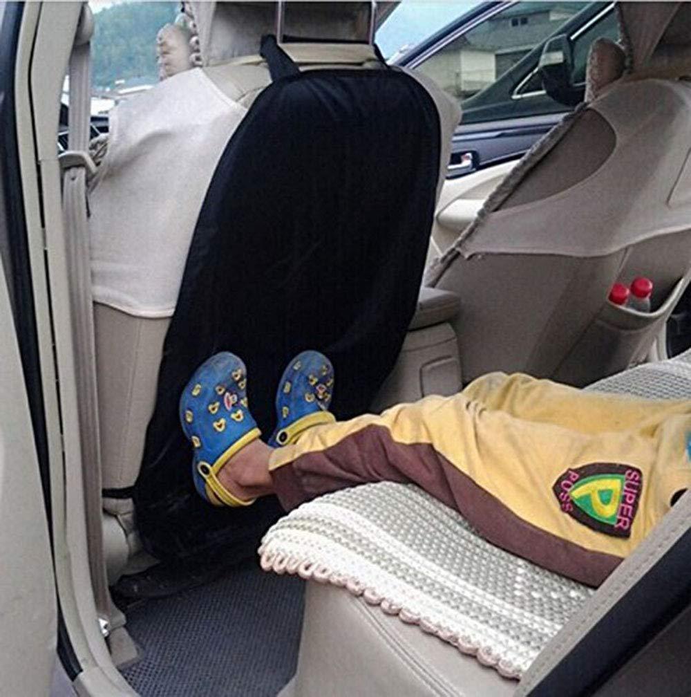 Demarkt Autositz R/ückenschutz Schutz Autositz R/ückenlehne Kinder Anti-schmutzig Auto Tr/äger Auto-Sitz R/ückseiten-Schutz-Abdeckung Abnehmbare H/ängen Auflage Car Seat Cover Kick Matte f/ür Kids