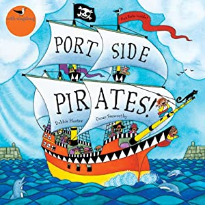 Portside Pirates Audiobook